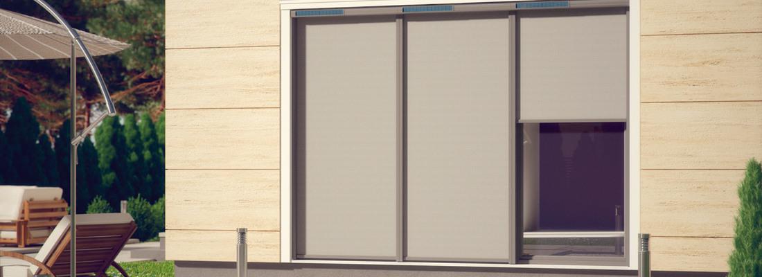 Wszystko o markizach okiennych pionowych