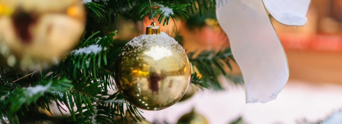 Modne dekoracje świąteczne 2019