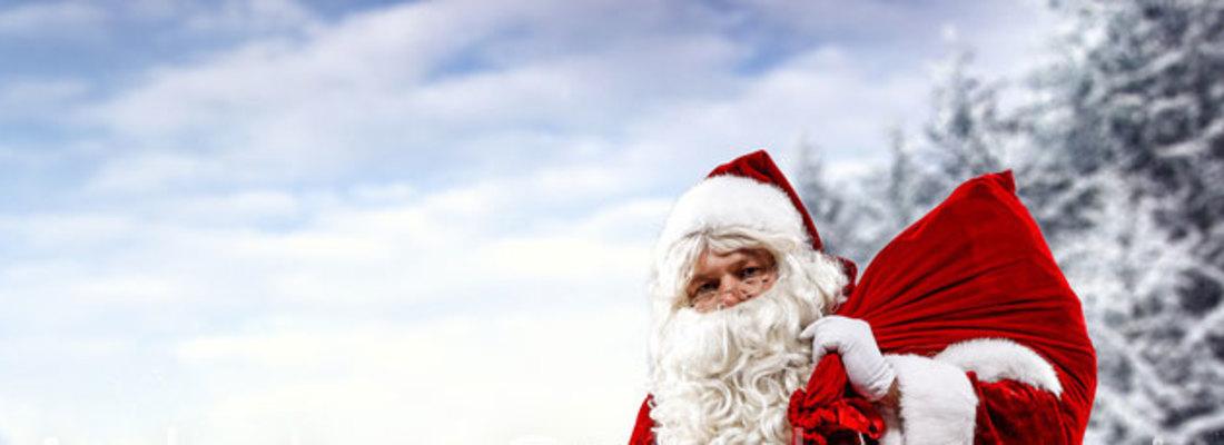 Za siedmioma roletami czyli o przygodach Świętego Mikołaja