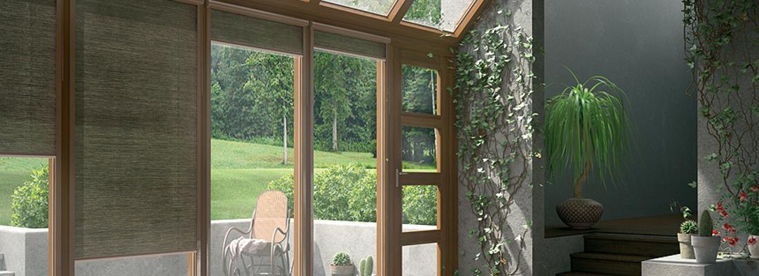 Jakie osłony okienne wybrać jesienią