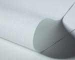 Roleta materiałowa biała