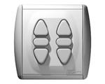 Przełącznik Inis Duo (z podtrzymaniem) Ref. 1800192